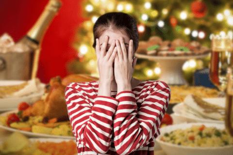 dieta no natal