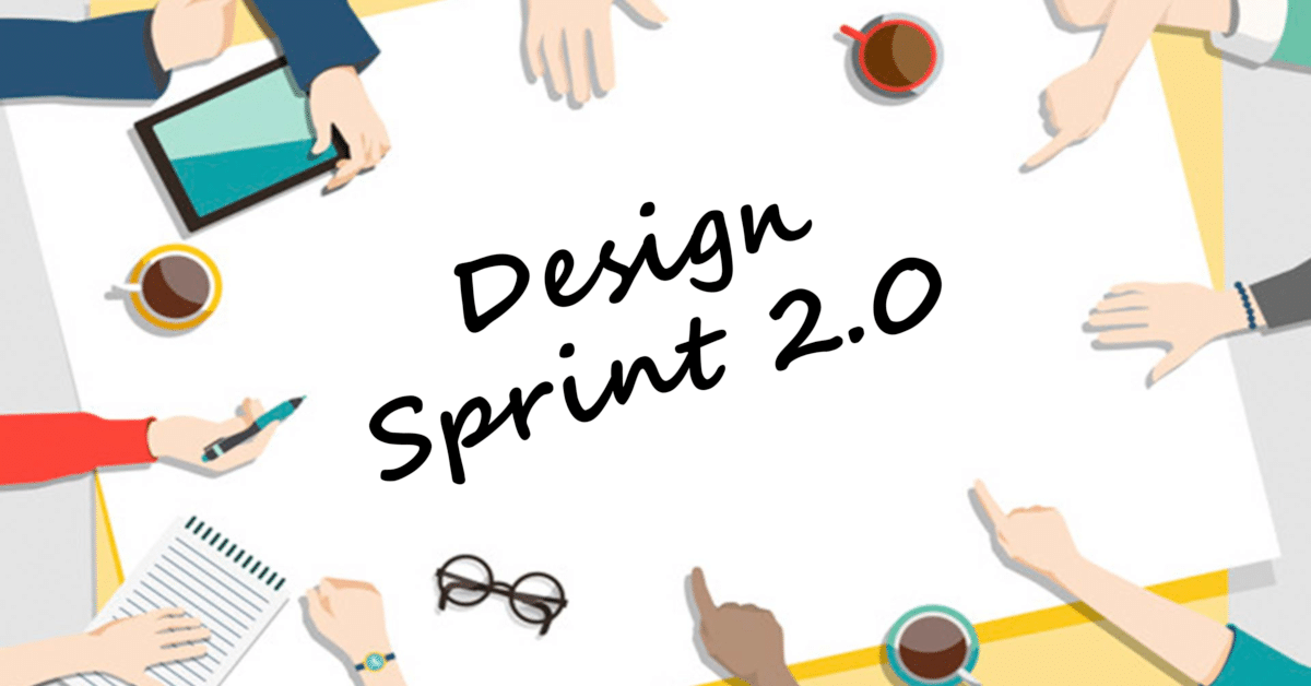 o que é Design Sprint 2.0