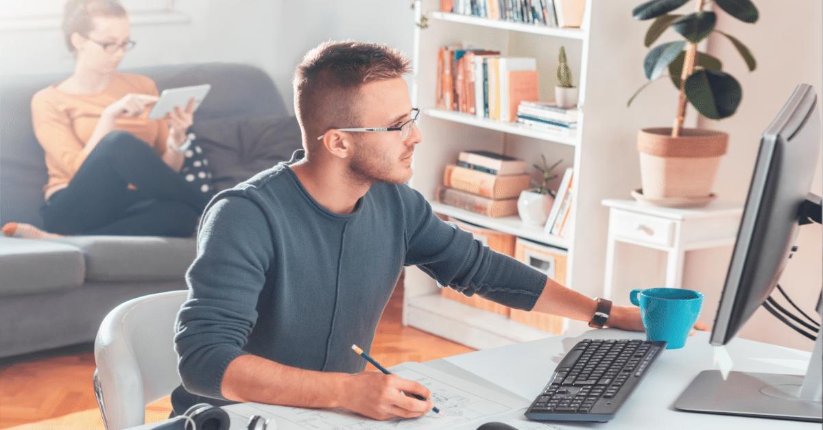 como tornar o home office mais produtivo