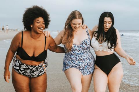 Promover aceitação corporal é fazer apologia à obesidade?