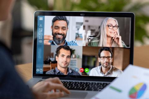 O que preciso saber para me comunicar melhor nas reuniões on-line?